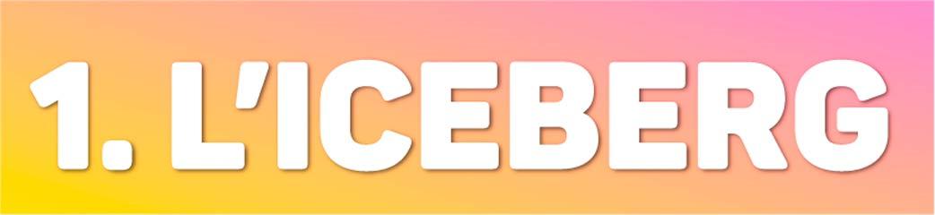 Episode 1 - L'iceberg - les problèmes pour développer ton entreprise